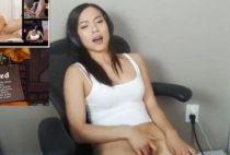 Streamer de Twitch se masturba