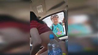 Mexicana se deja manosear por desconocido – Video Completo en Español